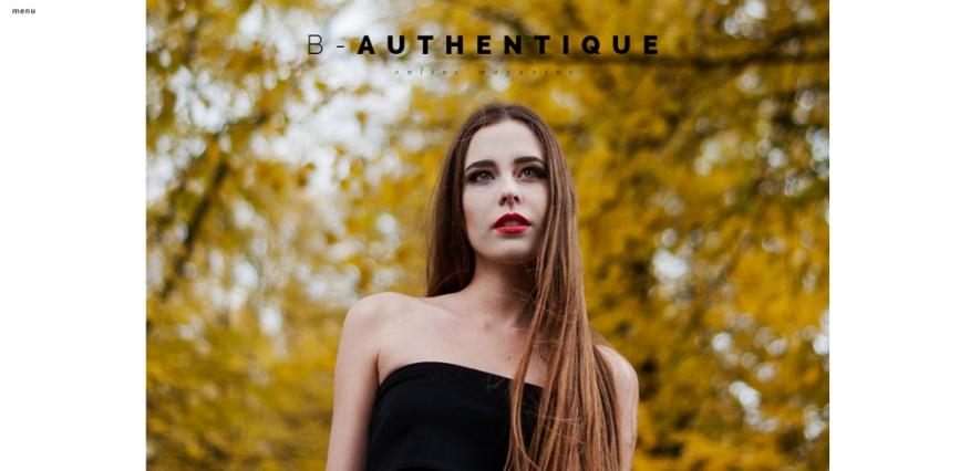Publikacja w B - Authentique