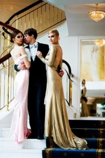Carolina Gawron Couture campaign by Marta Machej