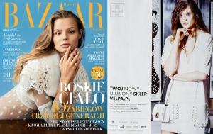 Harper's Bazaar Marta Machej